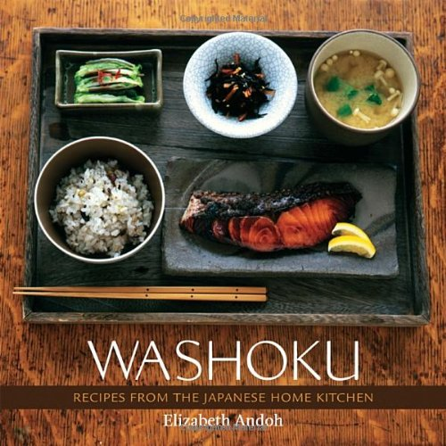 Washoku recipes from the japanese home kitchen 9781580085199 forumfinder Gallery