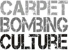 New diistributed publisher: Carpet Bombing Culture